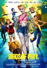 Birds of Prey i emancipacija famozne Harley Quinn 4DX