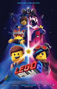 Lego Film 2 4DX - titl