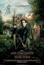 Dom gospođice Peregrine za čudnovatu djecu 4K