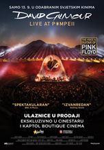 David Gilmour Live At Pompeii