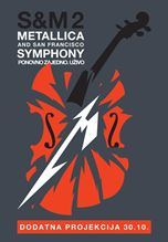 Metallica i Simfonijski orkestar San Francisca: S&M2