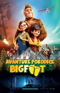 Avanture porodice Bigfoot 3D 4DX - sinh