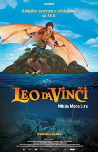 Leo da Vinči: Misija Mona Liza - sinh