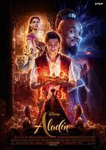 Aladin 3D IMAX - titl
