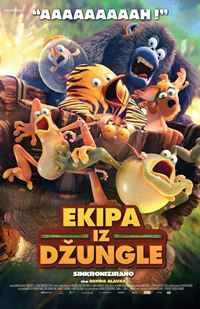 Ekipa iz džungle - sink