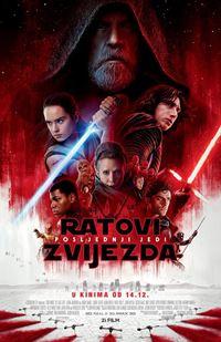 Ratovi zvijezda: Posljednji Jedi 3D IMAX