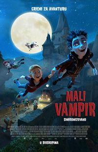 Mali vampir 3D 4DX - sinh