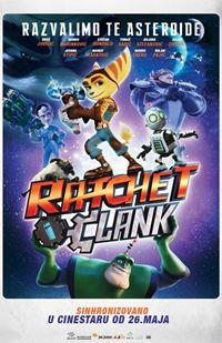 Ratchet i Clank 3D SINH