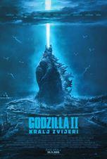 Godzilla II: Kralj zvijeri 3D 4DX